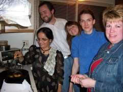 Sunetra with Students Winter 2006 Cooking Class.jpg